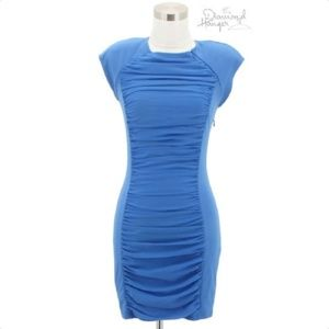 A08 TED BAKER Designer Dress Size 0 Extra Small